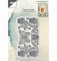 Joy Crafts Snijmal Bloemenborder met Vlinders 6002/1269