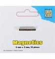 Nellie Snellen Magneetjes 5 mm    STBM002