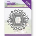 Jeanine's Art Snijmal Spring Landscapes Hexagon JAD10065