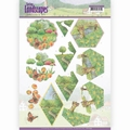 Jeanine's Art Knipvel Spring Landscapes Meadows CD11294