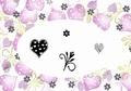 Card-io Majestix Clear Stamp Sweet Hearts CDMASW-02