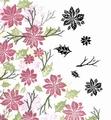 Card-io Majestix Clear Stamp Winter Blooms CDMAWI-04