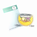 Gerda Steiner Clear Stamp Hello Little One GSD655