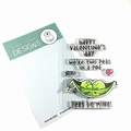 Gerda Steiner Clear Stamp Peas be Mine GSD667