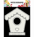 Dutch Doobadoo Dutch Card Art Birdhouse 470.713.710