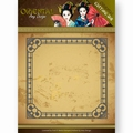 Amy Design Snijmal Oriental Square Frame ADD10165