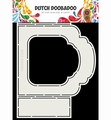 Dutch Doobadoo Dutch Card Art Fold Label Barok 470.713.331