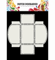 Dutch Doobadoo Box Art Cookie Tray 470.713.054