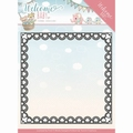 Yvonne Creations Die Welcome Baby - Heart Frame YCD10153