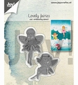 Joy Crafts  Snijmal Lovely Fairies 6002/1306