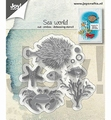 Joy Crafts  Snijmal Zeewereld 6002/1305