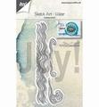 Joy Crafts  Snijmal Sketch Art Water 6002/1304