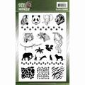 Amy Design Clear Stamp Wild Animals ADCS10058