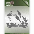 Amy Design Snijmal Wild Animals Tropical Birds ADD10174