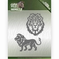 Amy Design Snijmal Wild Animals Lion ADD10177