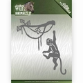 Amy Design Snijmal Wild Animals Spider Monkey ADD10179