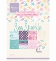Marianne Design Pretty Papers Sea Sparkle PK9163