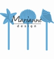 Marianne Design Creatables Sea Shells Pins LR0602