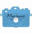 Marianne Design Creatables Photo Camera LR0605