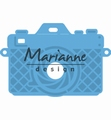 Marianne Design Creatables Photo Camera LR0605