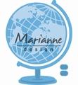 Marianne Design Creatables Globe LR0606