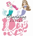 Marianne Design Collectables Mermaids COL1467