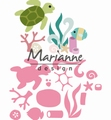 Marianne Design Collectables Sealife COL1468