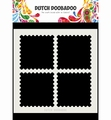 Dutch Doobadoo Dutch Mask Art Postal Stamps 470.715.616