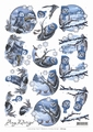 Amy Design knipvel Owls CD11233