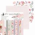 Piatek Papierblok Love in Bloom P13-253