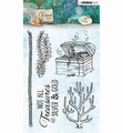 Studio Light Clear Stamp Ocean View 367  STAMPOV367