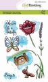 Craft Emotions Clear Stamp Carla Creaties Bugs 3 130501/1633