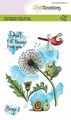 Craft Emotions Clear Stamp Carla Creaties Bugs 2 130501/1632