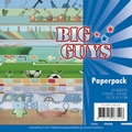 Yvonne Creations Paperpack Big Guys YCPP10024