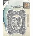 Joy Crafts Snijmal Sketch Art Frame 6002/1292