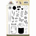 Precious Marieke Clear Stamp Blooming Summer PMCS10040