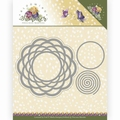 Precious Marieke Snijmal Blooming Summer Circle PM10152