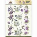 Precious Marieke knipvel Blooming Summer - Scenes CD11314