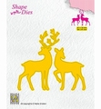 Nellie Snellen Shape Die Deer SD169
