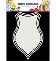 Dutch Doobadoo Dutch Shape Art Shield 470.713.176