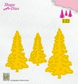 Nellie Snellen Shape Die Pinetrees SD167