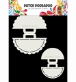 Dutch Doobadoo Dutch Shape Art Strandtasje 470.713.720
