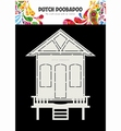 Dutch Doobadoo Dutch Card Art Huisje 470.713.719