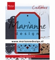 Marianne Design Creatables Classic Label LR0617