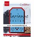 Marianne Design Creatables Classic Label LR0617
