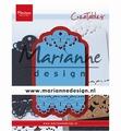 Marianne Design Creatables Brocante Label LR0616