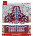 Marianne Design Creatables Folding Dies - Gate LR0613