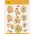 Jeanine's Art Knipvel Buzzing Bees Sweet Bees CD11340
