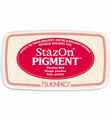 Stazon Pigment Ink Passion Red SZ-PIG-021