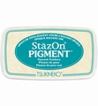 Stazon Pigment Ink Peacock Feathers SZ-PIG-062